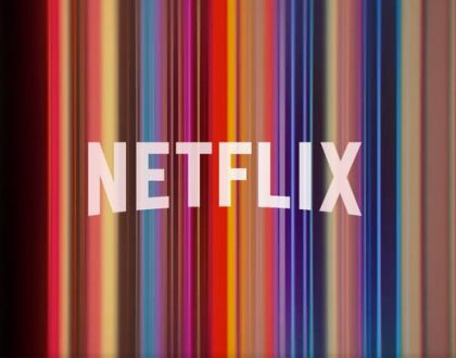 New Animated Netflix Logo Design